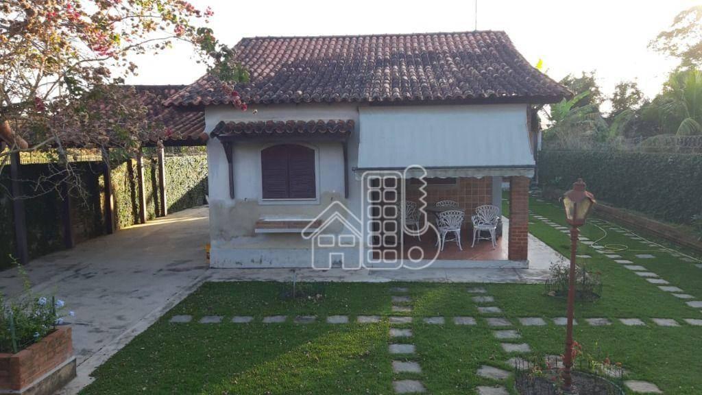 Casa com 2 dormitórios à venda, 60 m² por R$ 250.000,00 - Manu Manuela - Maricá/RJ