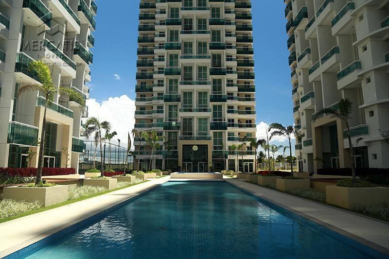 Apartamento à venda | Edifício Summer Park Residence | Bairro Guararapes | Fortaleza (CE) -
