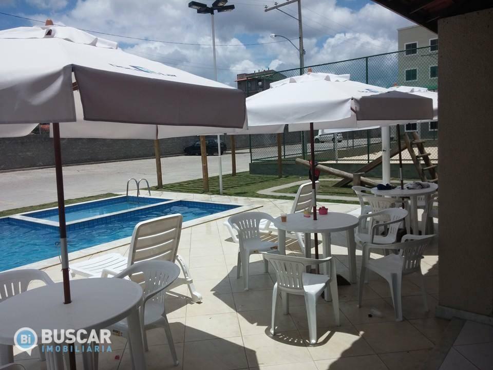 Apartamento com 2 dormitórios para alugar, 45 m² por R$ 999/mês - Conceição - Feira de Santana/BA