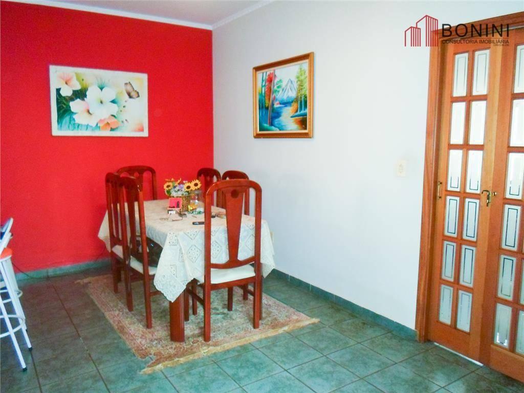 Casa 3 Dorm, Jardim Ipiranga, Americana (CA0168) - Foto 11