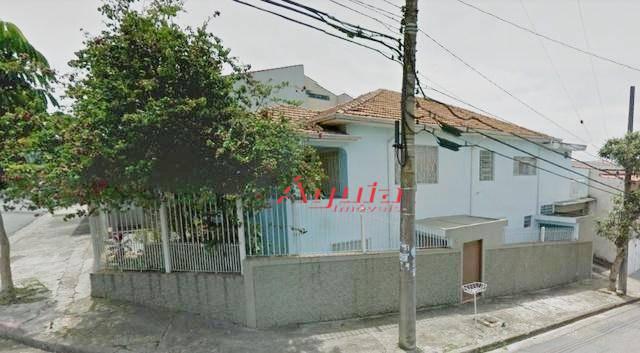 Terreno à venda, 242 m² por R$ 635.000,00 - Parque das Nações - Santo André/SP