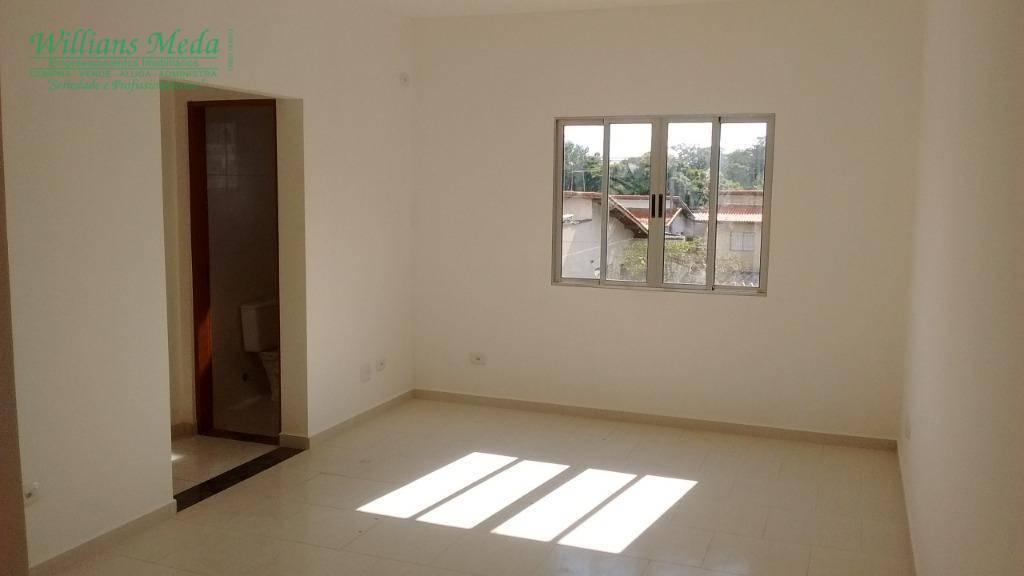 Sala para alugar, 47 m² por R$ 1.250/mês - Vila Augusta - Guarulhos/SP