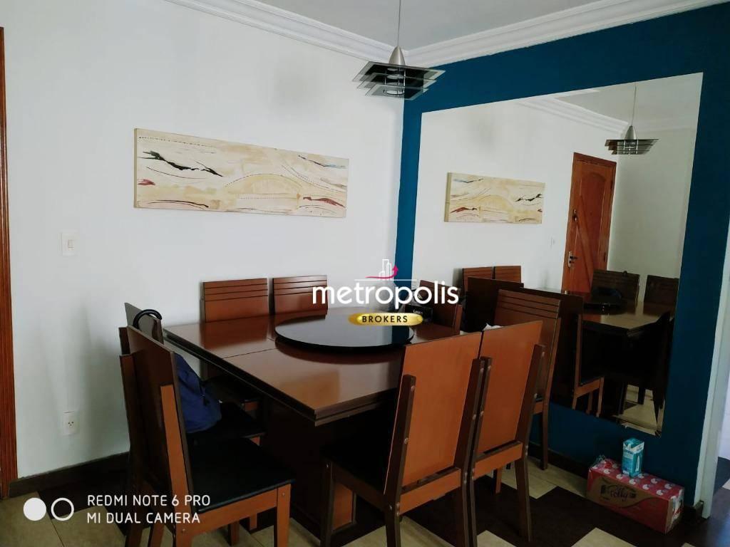 Apartamento à venda, 56 m² por R$ 220.000,00 - Parque São Vicente - Mauá/SP