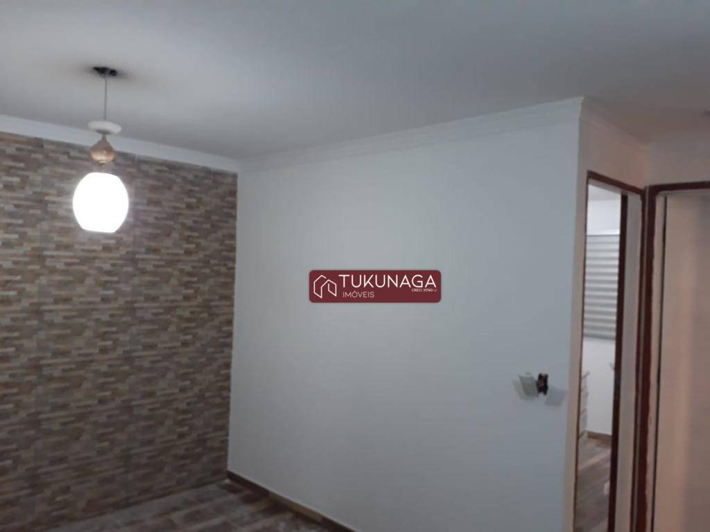 Apartamento com 2 dormitórios para alugar, 52 m² por R$ 1.000/mês - Vila Antonieta - Guarulhos/SP