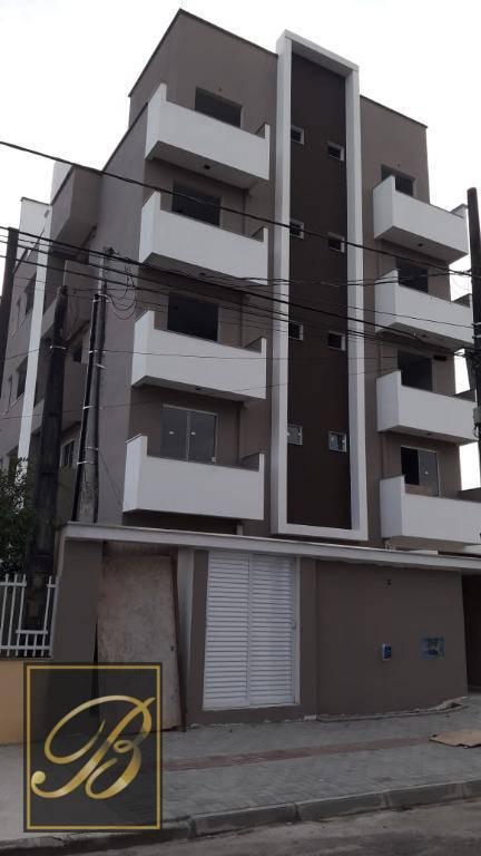 Apartamento com 1 dormitório à venda, 66 m² por R$ 260.000 - Santo Antônio - Joinville/SC