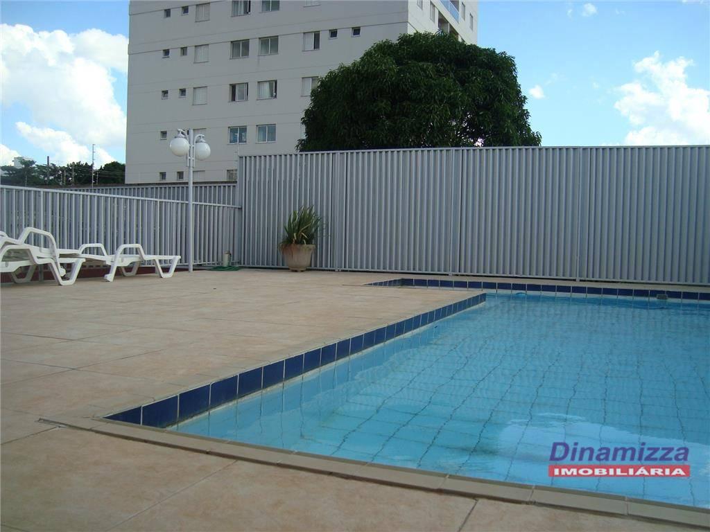 Apartamento residencial para venda e locação, Mercês, Uberaba - AP1381.