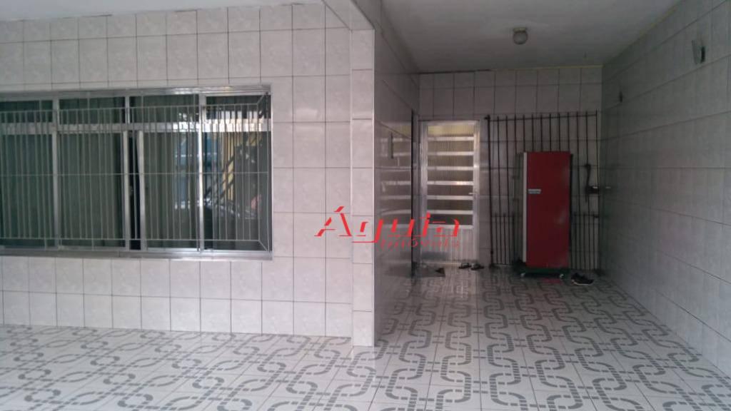 Sobrado com 2 dormitórios à venda, 140 m² por R$ 550.000 - Parque Jaçatuba - Santo André/SP