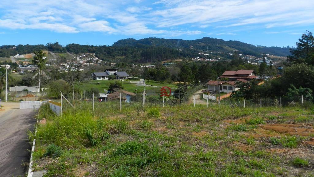 Terreno à venda, 576 m² por R$ 193.000,00 - Fundo Canoas - Rio do Sul/SC