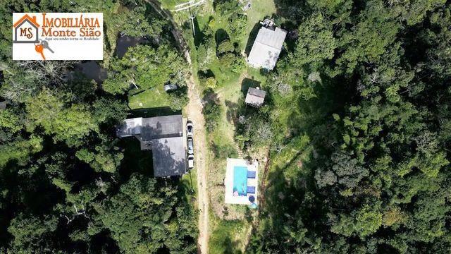 Sítio com 5 dormitórios à venda, 40000 m² por R$ 550.000,00 - Centro - Nazaré Paulista/SP