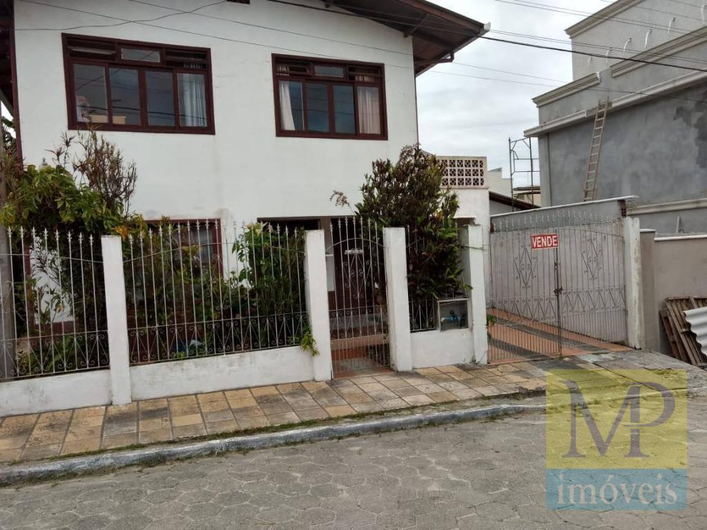Sobrado com 5 dormitórios à venda, 100 m² por R$ 500.000 - Armação - Penha/SC
