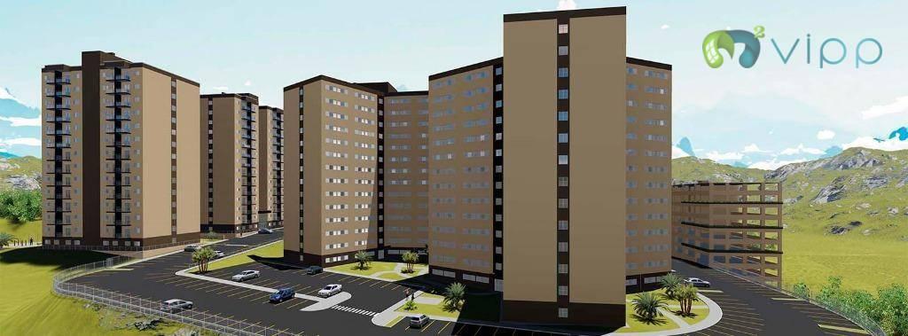 Kitnet à venda, 28 m² por R$ 139.000,00 - Alto da Bela Vista - Cachoeira Paulista/SP