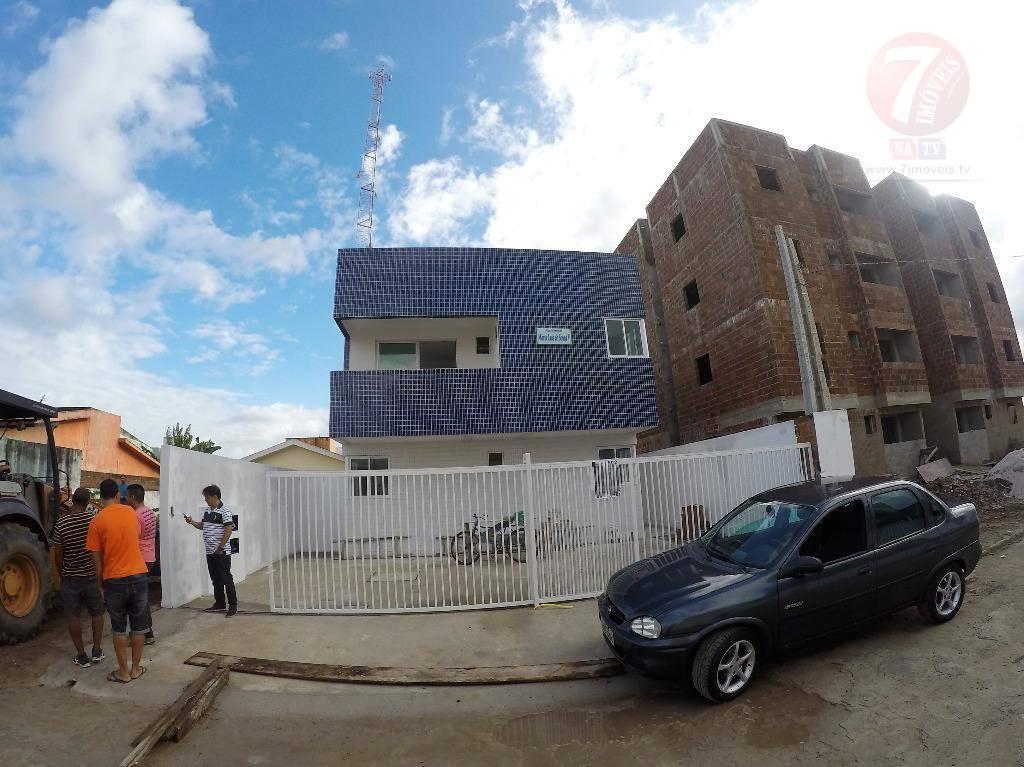 Apartamento  residencial à venda, Ernesto Geisel, João Pesso