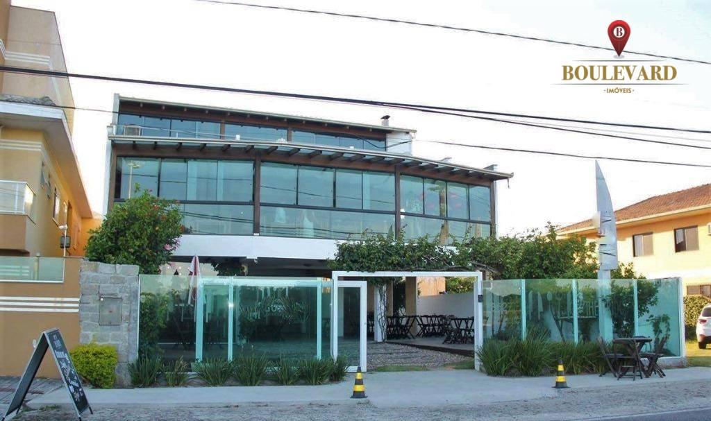 Prédio à venda, 520 m² por R$ 1.800.000 em Meia Praia - Navegantes