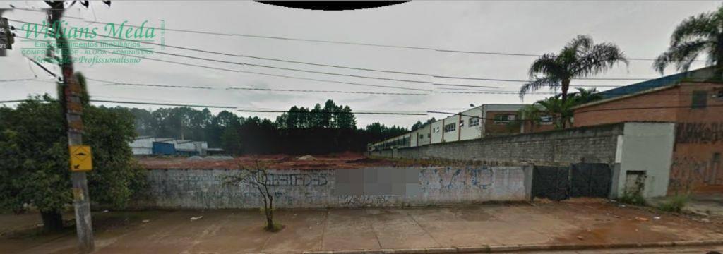 Área industrial à venda, Água Chata, Guarulhos - AR0020.