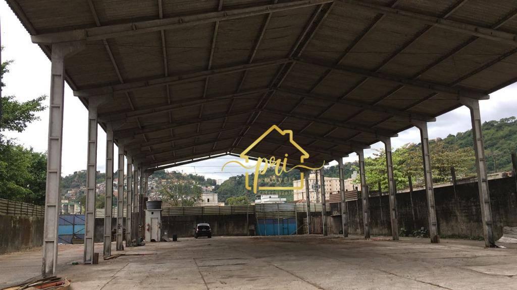 Terreno à venda, 1652 m² por R$ 3.000.000,00 - Saboó - Santos/SP