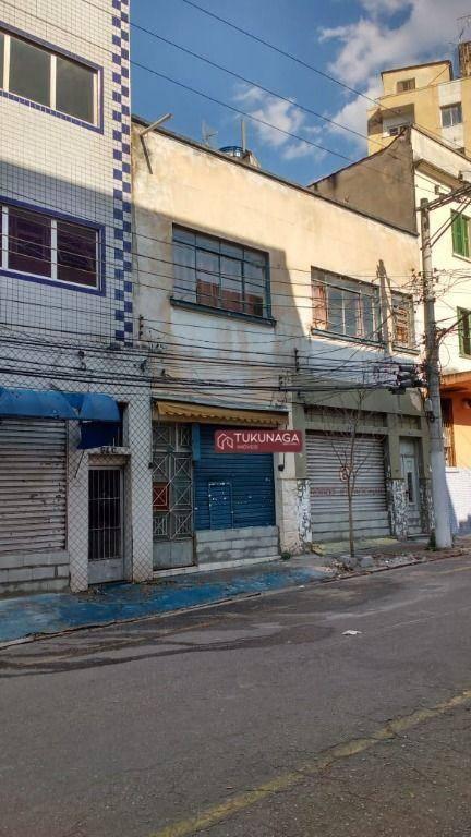 Prédio à venda, 698 m² por R$ 1.120.000,00 - Bom Retiro - São Paulo/SP