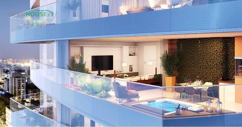 Apartamento com 3 dormitórios à venda, 164 m² por R$ 1.136.447 - Nazaré - Belém/PA