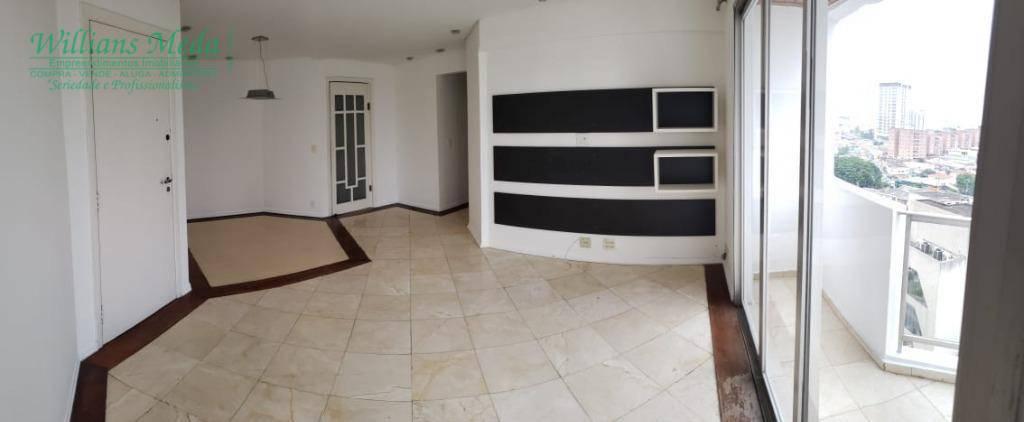 Apartamento com 3 dormitórios à venda, 103 m² por R$ 510.000,00 - Jardim Barbosa - Guarulhos/SP