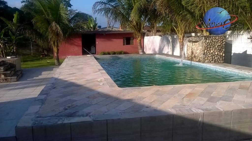 Chácara residencial à venda, Luíza Mar Mirim, Itanhaém.