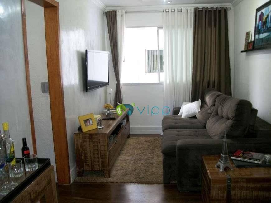 Apartamento residencial à venda, Vila Antonieta, Guarulhos.