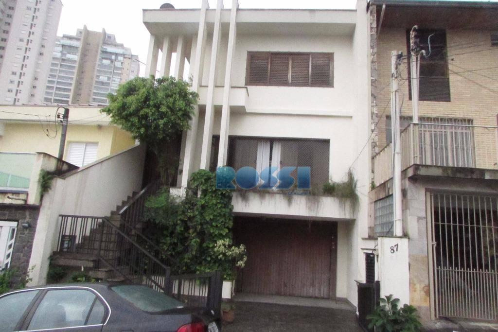 Sobrado residencial à venda, Parque da Mooca, São Paulo.