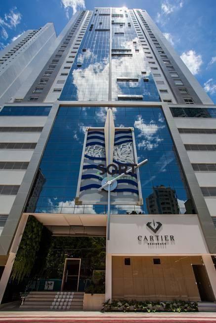 Cartier, Diferenciado, 04 Suítes, 02 Vagas, Balneário Camboriú