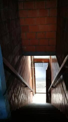 Galpão para alugar, 178 m² por R$ 2.800,00/mês - Armando Mendes - Manaus/AM