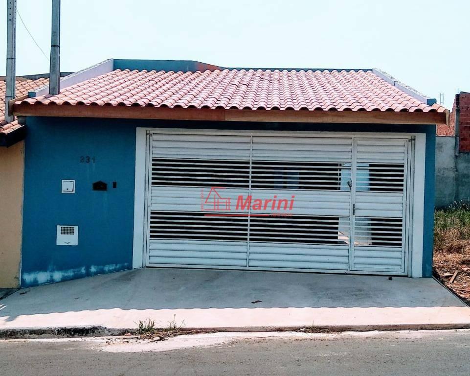 Casa com 2 dormitórios à venda, 70 m² por R$ 290.000,00 - Jardim Santa Marta III - Salto/SP