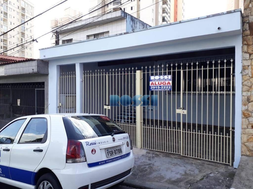Casa residencial para locação, Vila Prudente, São Paulo - CA0496.