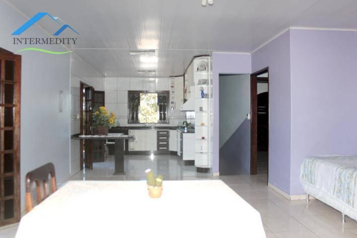 Chácara com 3 dormitórios à venda, 3634 m² por R$ 530.000,00 - Fazenda Rio Grande - Fazenda Rio Grande/PR