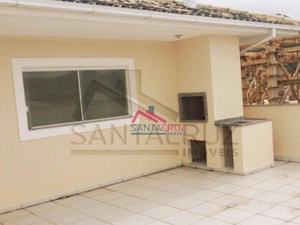 Cobertura com 3 dormitórios sendo 1 suíte à venda, 160 m² - Ingleses do Rio Vermelho - Florianópolis/SC