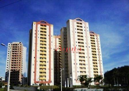 Apartamento residencial à venda, Parque Residencial Nove de Julho, Jundiaí.