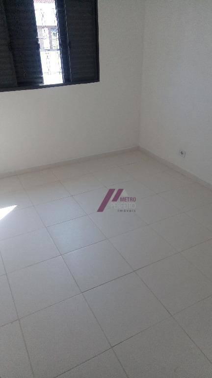 Casa com 2 dormitórios para alugar, 82 m² por R$ 1.300/mês - Quarta Parada - São Paulo/SP