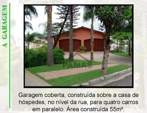 Casa Residencial à venda, Condomínio Estância Marambaia, Vinhedo - CA0017.