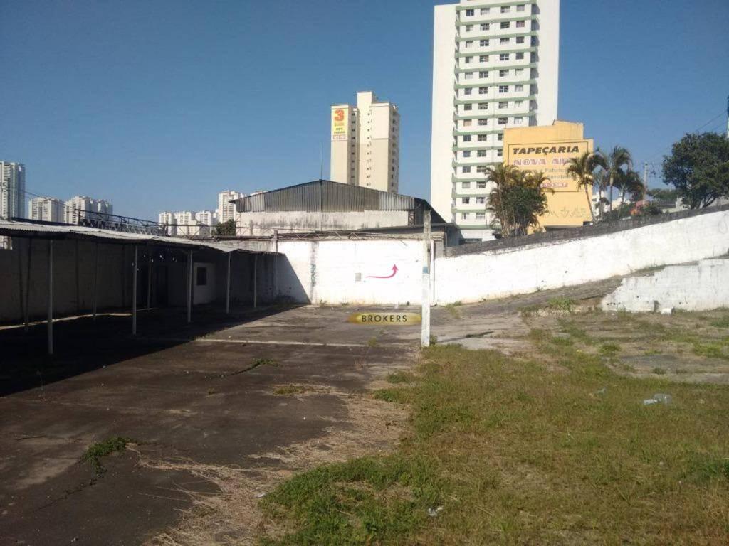 Terreno para alugar, 1272 m² por R$ 6.900/mês - Rudge Ramos - São Bernardo do Campo/SP