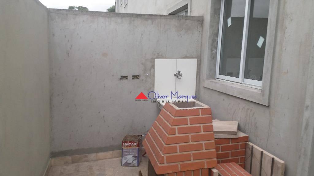 Sobrado com 2 dormitórios à venda, 54 m² por R$ 320.000,00 - Rochdale - Osasco/SP