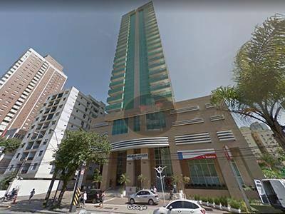 Sala à venda, 44 m² por R$ 300.000,00 - Boqueirão - Santos/SP