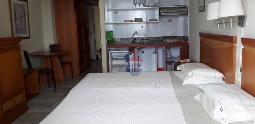 Flat para alugar, 37 m² por R$ 1.500,00/ano - Piedade - Jaboatão dos Guararapes/PE