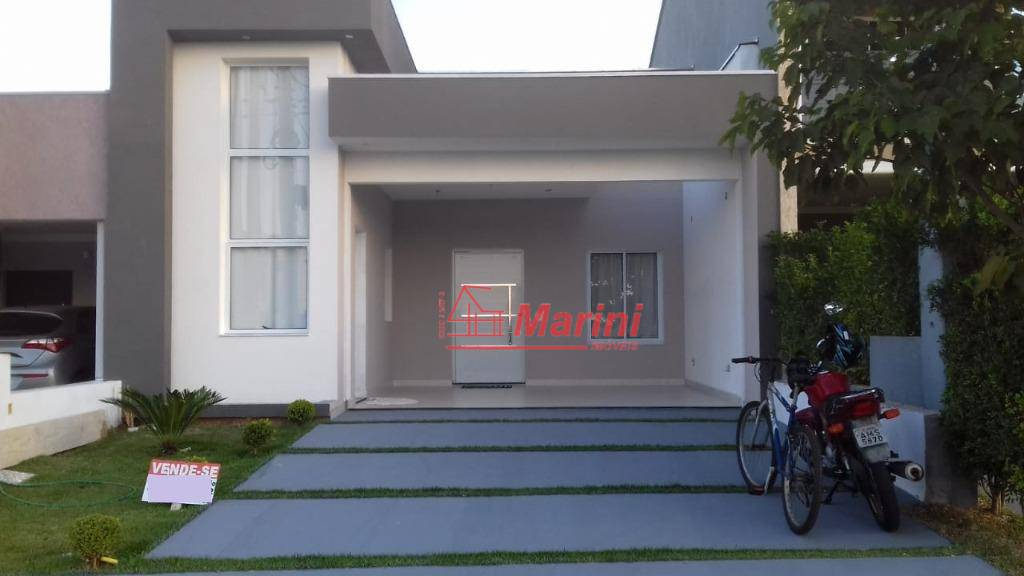 Casa com 3 dormitórios à venda, 105 m² por R$ 480.000,00 - Condomínio Village Moutonnée - Salto/SP