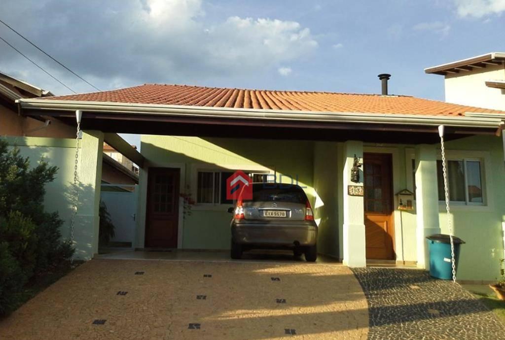 Casa residencial à venda, Condomínio Residencial Terras do O