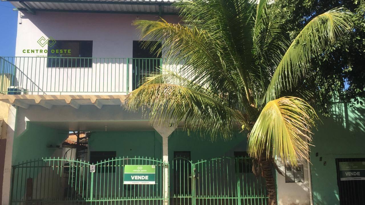 Sobrado à venda, 140 m² por R$ 165.000,00 - Jardim Atlântico - Rondonópolis/MT