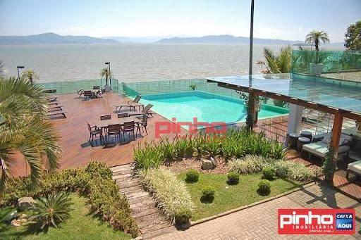 Casa com 10 dormitórios à venda, 2000 m² por R$ 8.250.000,00 - Cacupé - Florianópolis/SC
