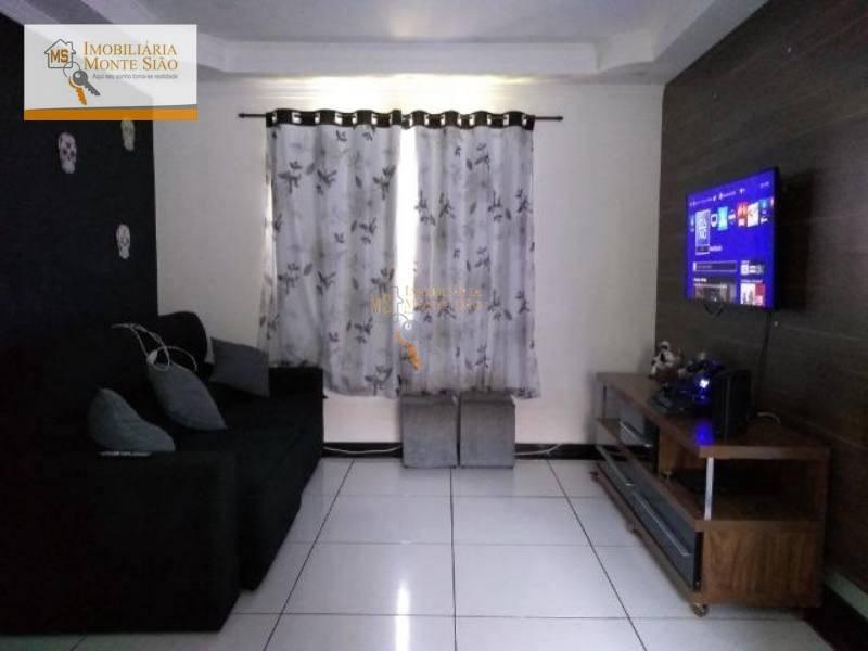 Sobrado Residencial à venda, Vila São João Batista, Guarulhos - .