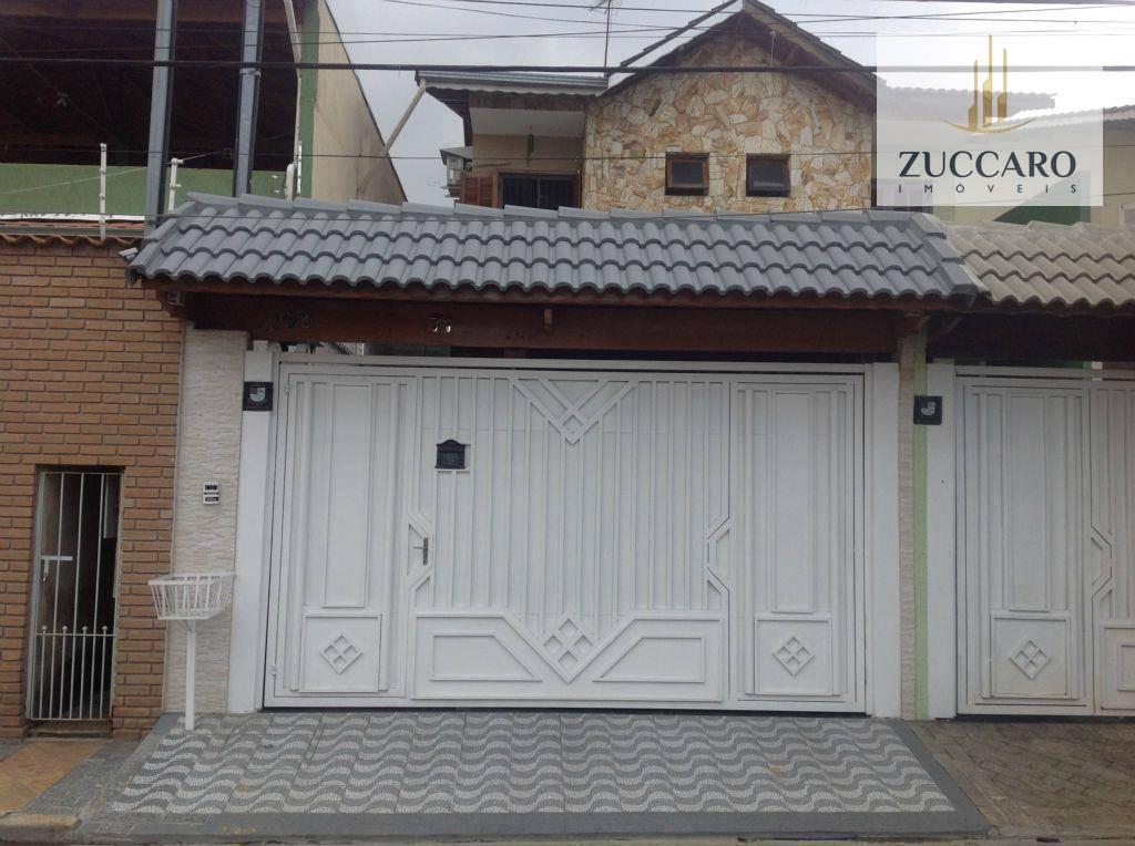 Sobrado de 3 dormitórios à venda em Vila Nossa Senhora De Fátima, Guarulhos - SP