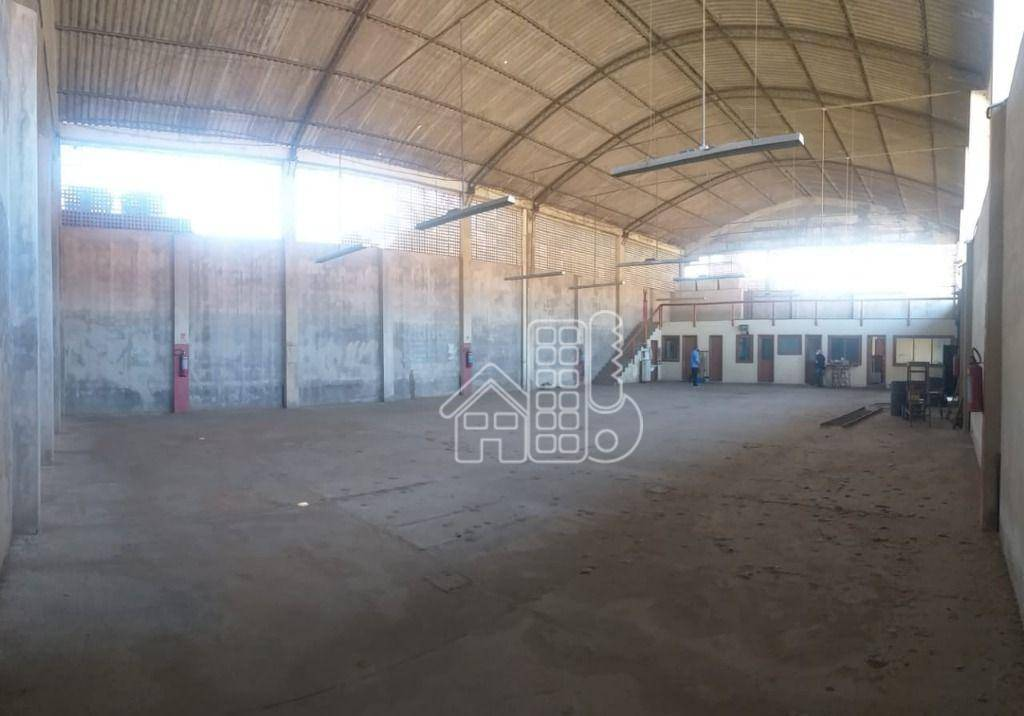 Galpão à venda, 450 m² por R$ 800.000,00 - Porto do Rosa - São Gonçalo/RJ