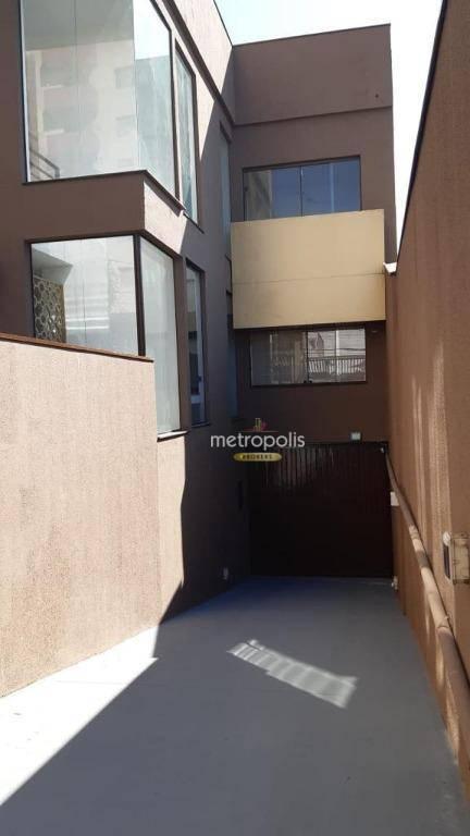 Prédio, 631 m² - venda por R$ 2.500.000,00 ou aluguel por R$ 20.000,00/mês - Osvaldo Cruz - São Caetano do Sul/SP
