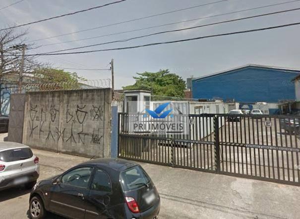Galpão para alugar, 444 m² por R$ 5.000,00/mês - Ponta da Praia - Santos/SP