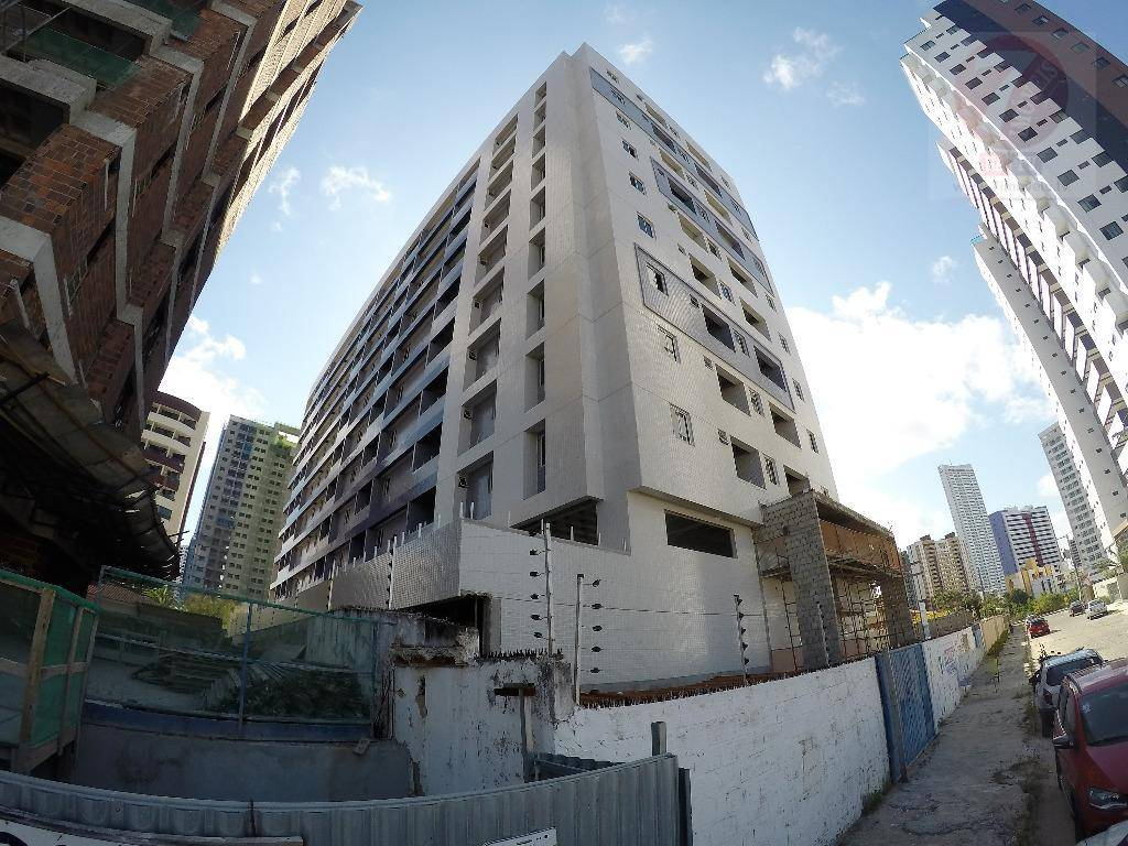Apartamento residencial à venda, Bessa, João Pessoa - AP0368
