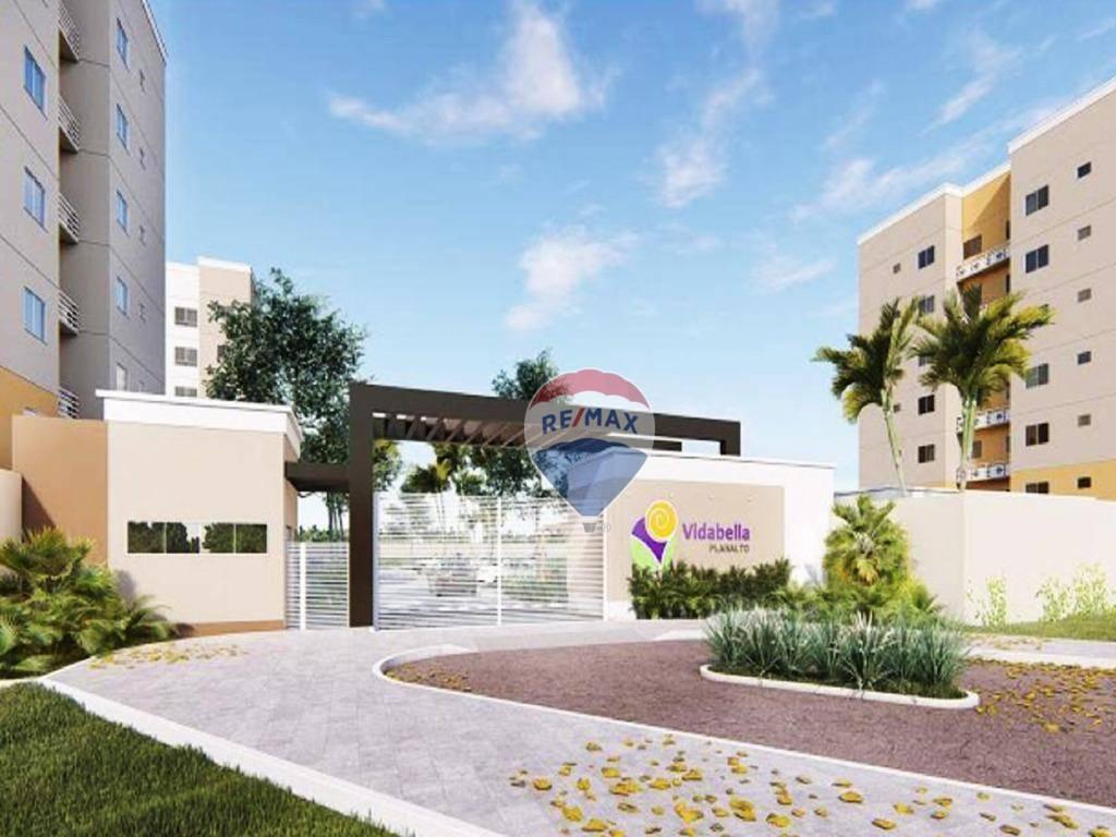 Apartamento com 2 dormitórios para alugar, 41 m² por R$ 995,00/mês - Planalto - Porto Velho/RO