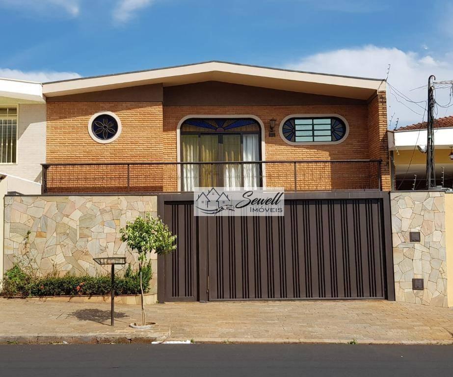 Casa residencial à venda, Parque dos Bandeirantes, Ribeirão Preto.
